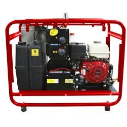 Nettoyeur HP eau chaude SKID-EC/501D